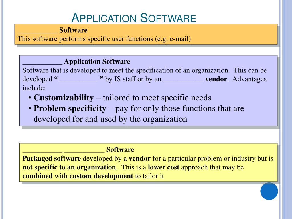 PPT - Appendix A Hardware Appendix B Software PowerPoint