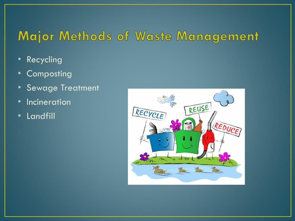 PPT - Health Hazards and Waste Management PowerPoint