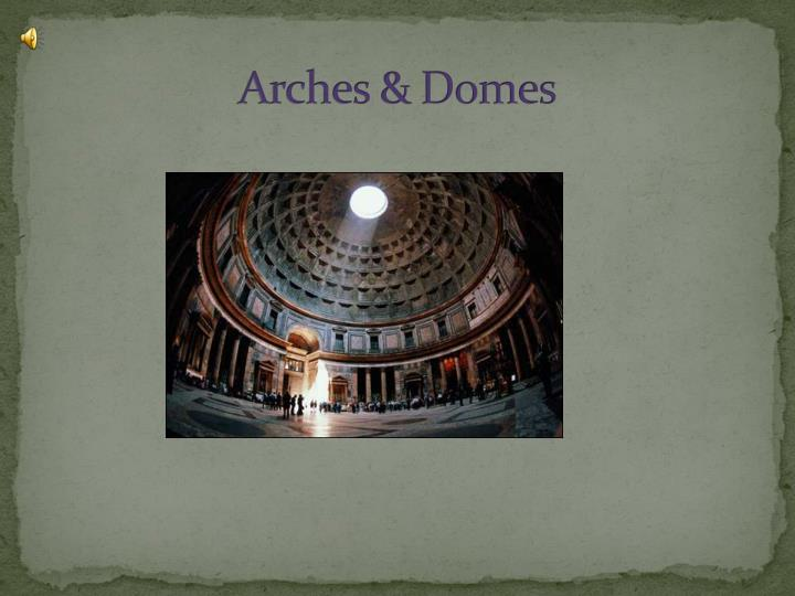 PPT - Roman Architecture PowerPoint Presentation - ID:2407399