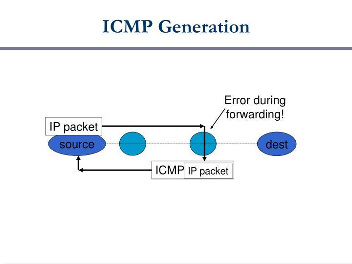 ICMP Generation