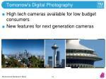 tomorrow s digital photography