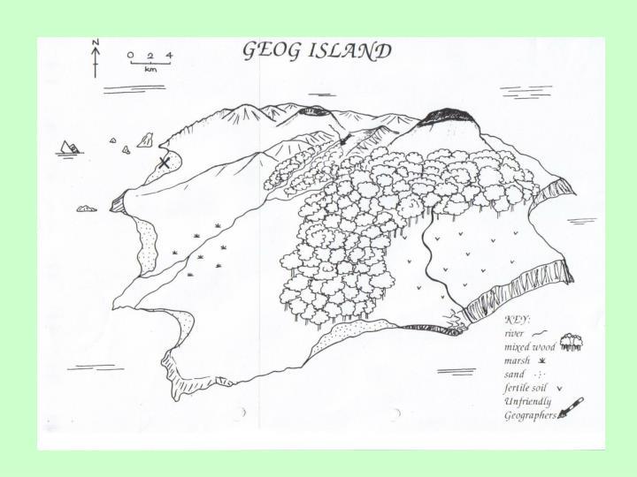 Geog island