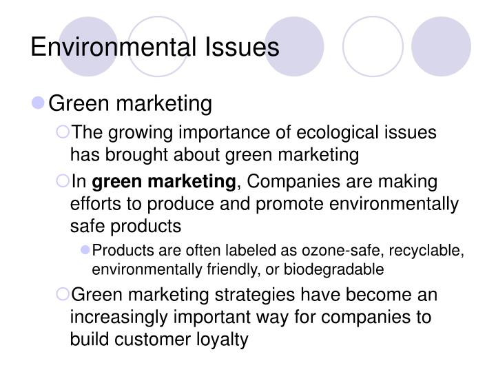 marketing issues green marketing and market The most interesting thing about tesla — the niche luxury electric car maker — is the role of marketing in selling electric cars that cost $100,000 or more many people have tried to change the auto industry over the last 40 years and none have succeeded.