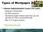 types of mortgages2