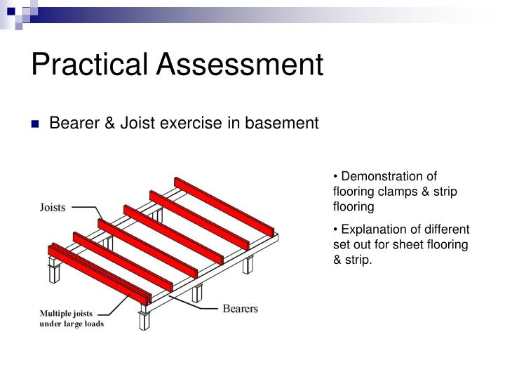 Practical Assessment