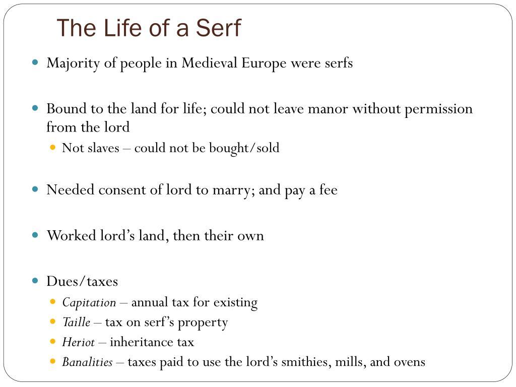 Life Of A Medieval Stonemason