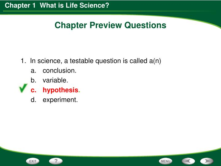 Chapter preview questions1