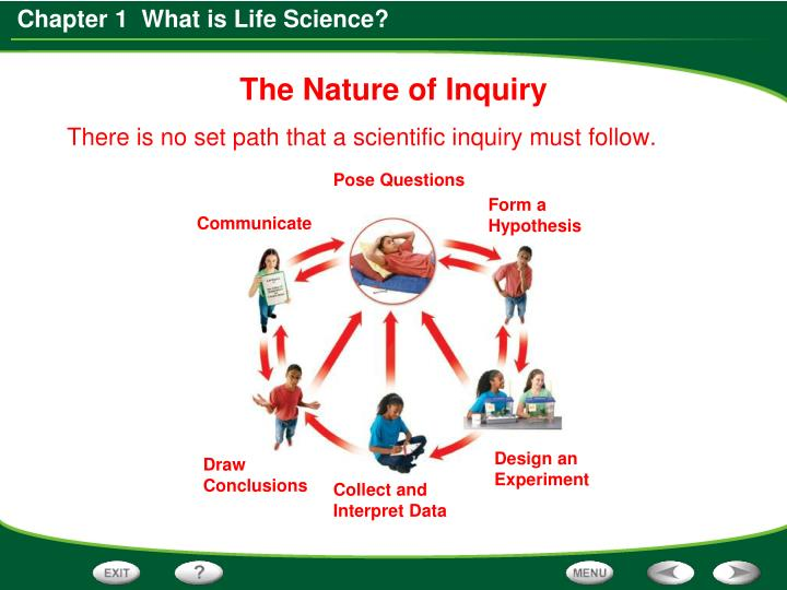 The Nature of Inquiry