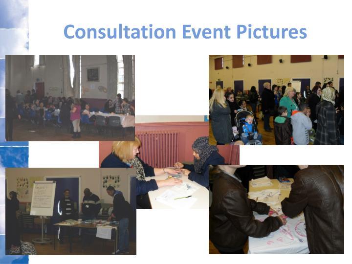 Consultation Event Pictures