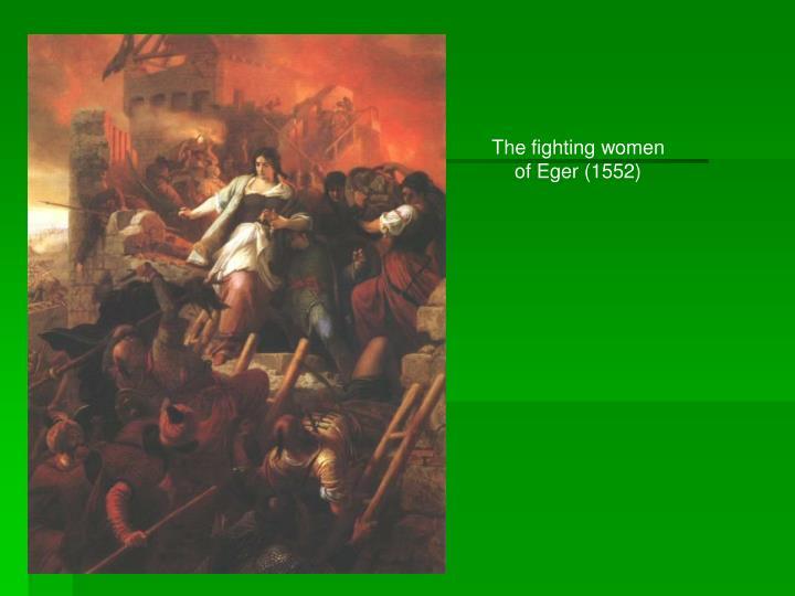 The fighting women