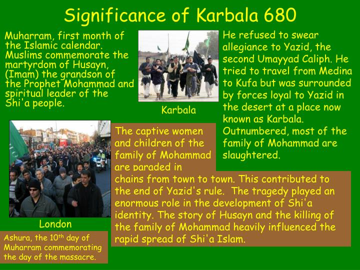 Significance of Karbala 680