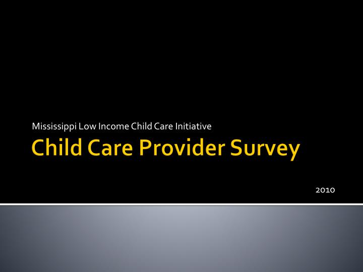 mississippi low income child care initiative n.