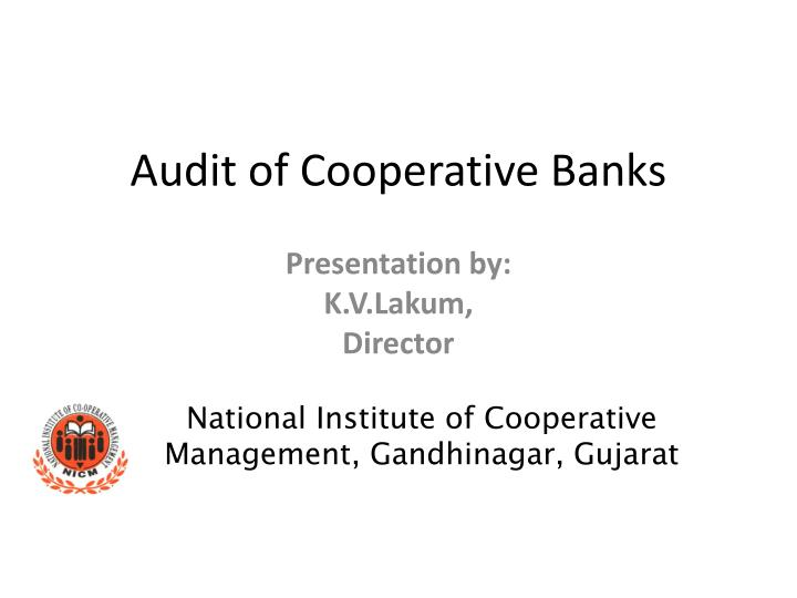 objectives of cooperative bank This bank is also based on co-operative the main objective of the ldbs are to promote the development of land, agriculture and increase the agricultural production.