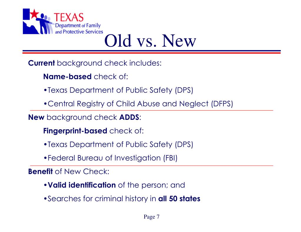 PPT - FBI * Fingerprint Checks PowerPoint Presentation - ID