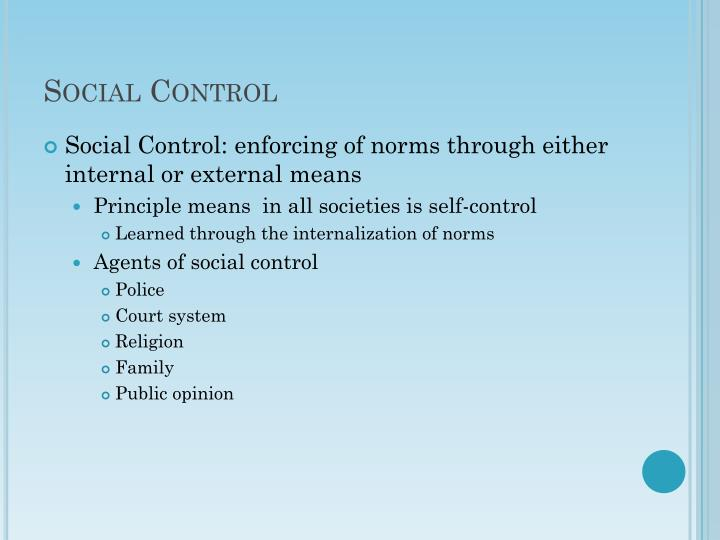 an analysis of the enforcing of norms within a family Many of these norms were informal social norms, not subject to explicit legal regulation: norms relating to the treatment of friends and family.