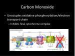 carbon monoxide1