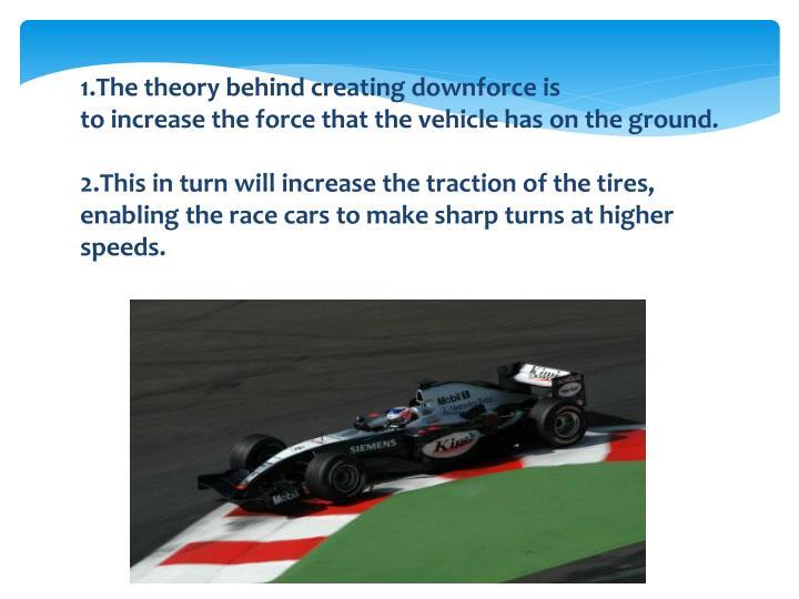Aerodynamics In Race Cars Ppt