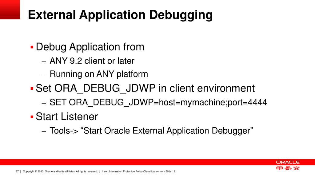 PPT - PL/SQL Programming for  NET Developers: Tips, Tricks, and