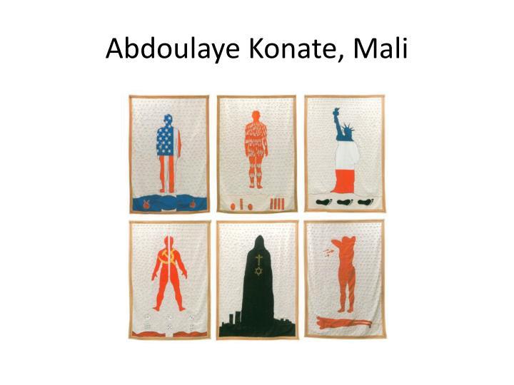 Abdoulaye konate mali1