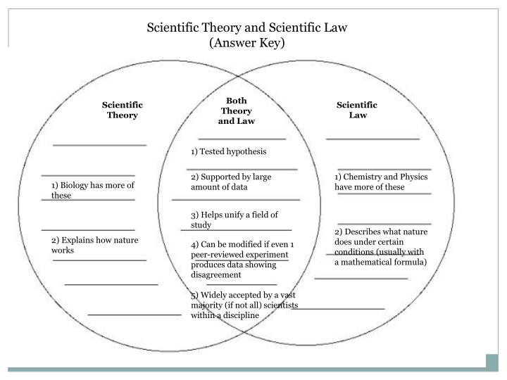 "scientific theories essay Theory and why it is as stephen turner has noted in his chapter on ""theory development,"" social science theories are better understood as models that work."