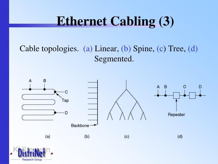 Ethernet Cabling (3)