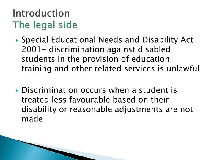 labeling disability and special education essay Disability labels are a necessary part of the special education process, at least with regard to how it is conducted in the united states one concern over disability labeling is the potential for such labels to cause children to be singled out and even ridiculed peers can treat children who are.