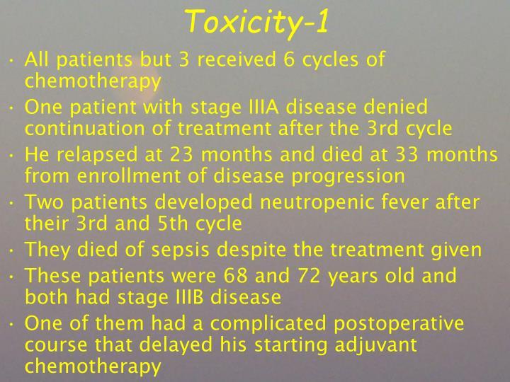 Toxicity-1