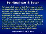 spiritual war satan1
