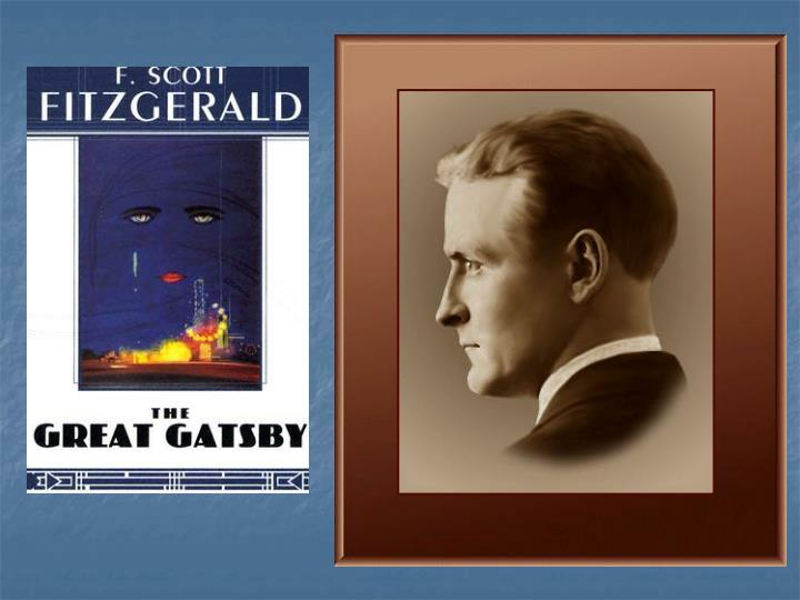 """the pursuit of the american dream in f scott fitzgeralds novel the great gatsby The american dream as a means of social the part of the great american novel, the great gatsby study of the novel in """"f scott fitzgerald:."""