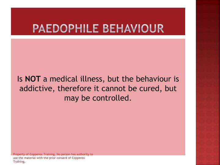 Paedophile behaviour