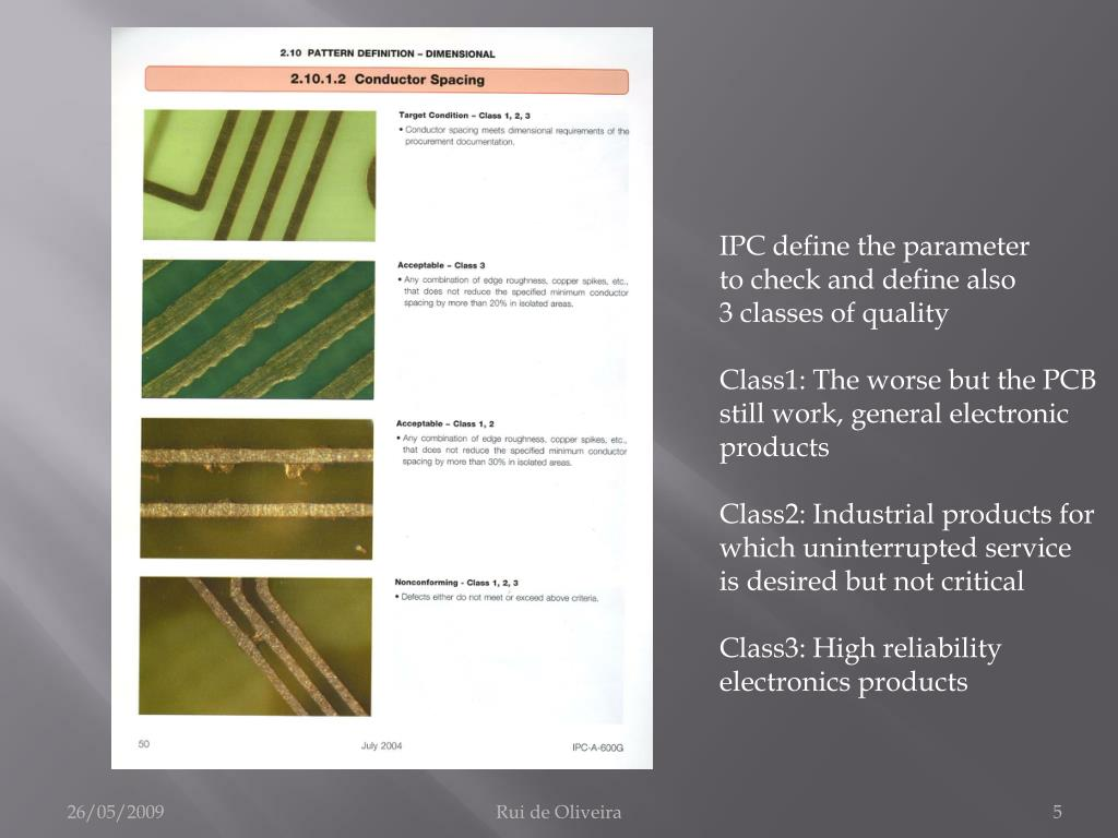 PPT - PCB production PTH reliability PowerPoint Presentation - ID