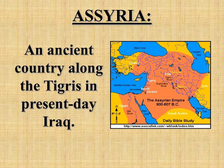 ASSYRIA: