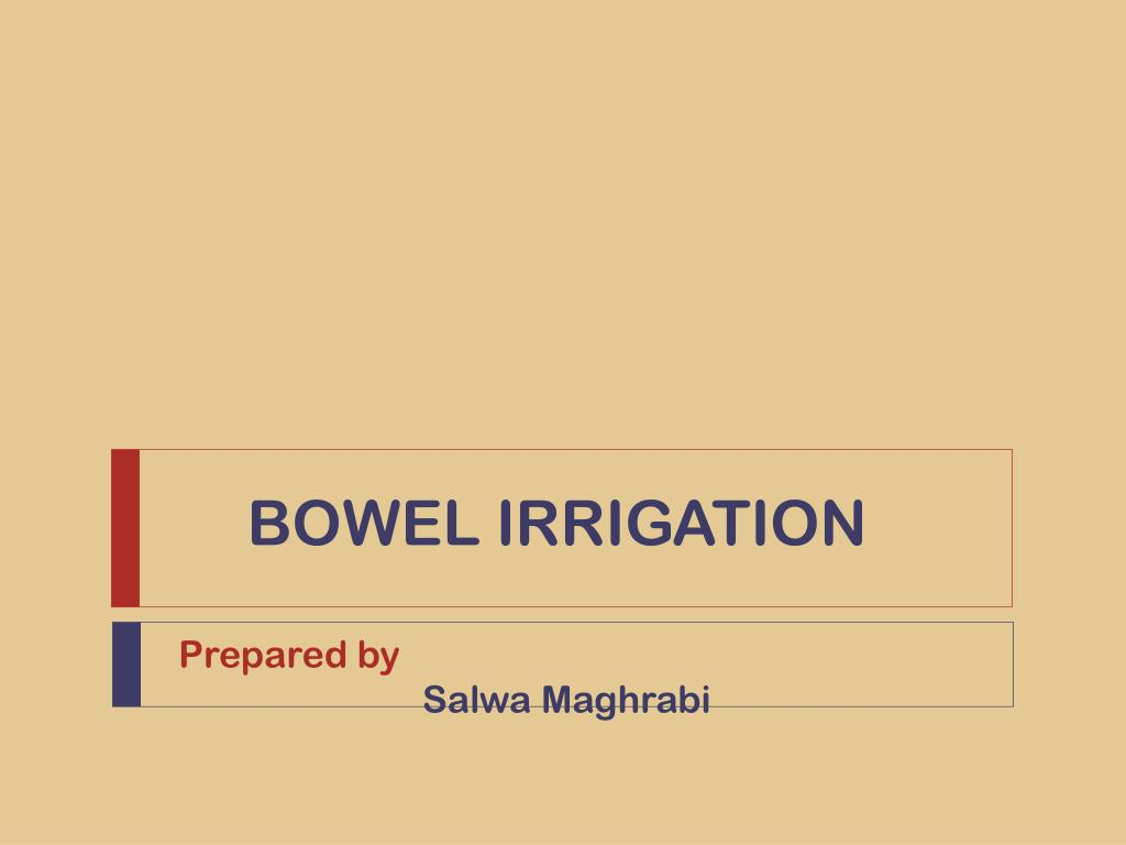 Irrigation of the intestine: what it is, how it is done, preparation. Intestinal examination