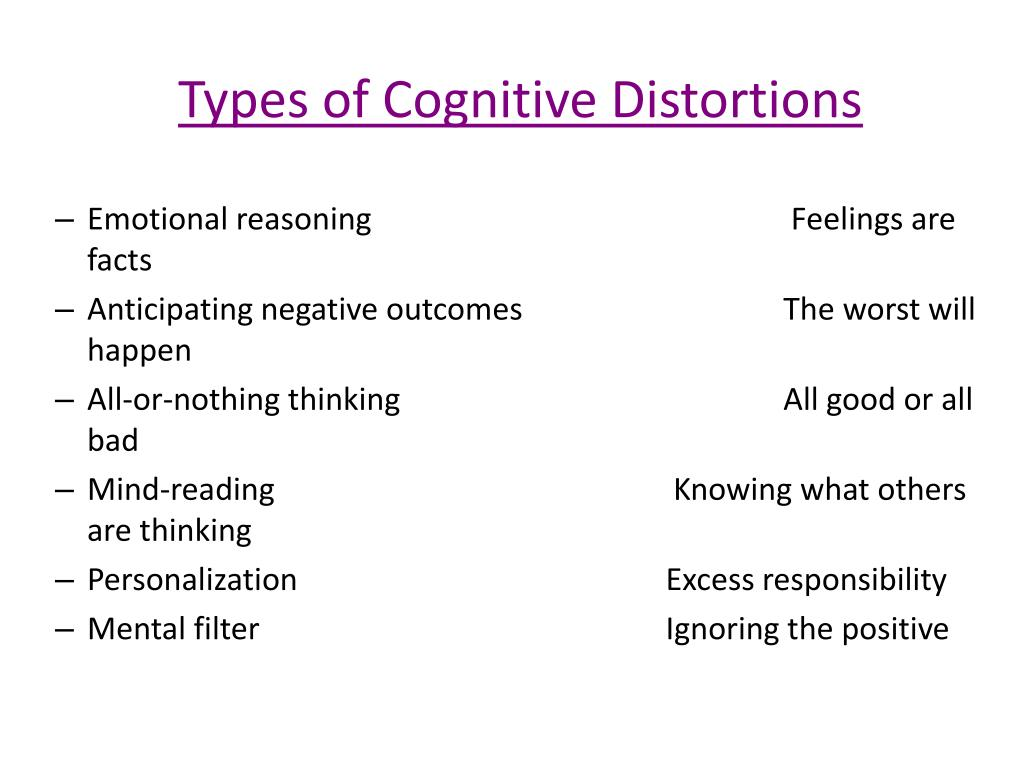 PPT - Cognitive Behaviour Therapy PowerPoint Presentation ...