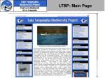 ltbp main page