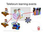 teleforum learning events1