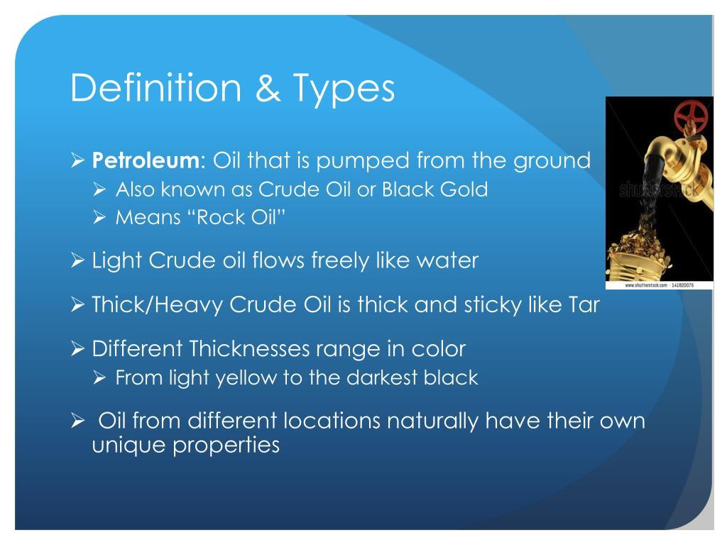 PPT - Petroleum Fuel PowerPoint Presentation - ID:2415042