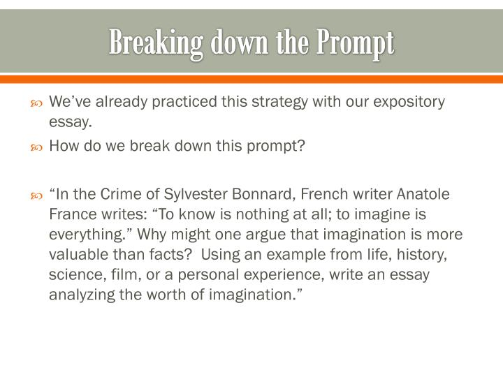 essay breakdown A poetry analysis essay may seem like a daunting writing assignment at first, but if the topic, outline, and paper are composed following the aforementioned steps, the paper will no doubt, turn out very well poetry analysis essay outline an outline for a poetry analysis essay can be very simple it simply is a guideline for the writer to.