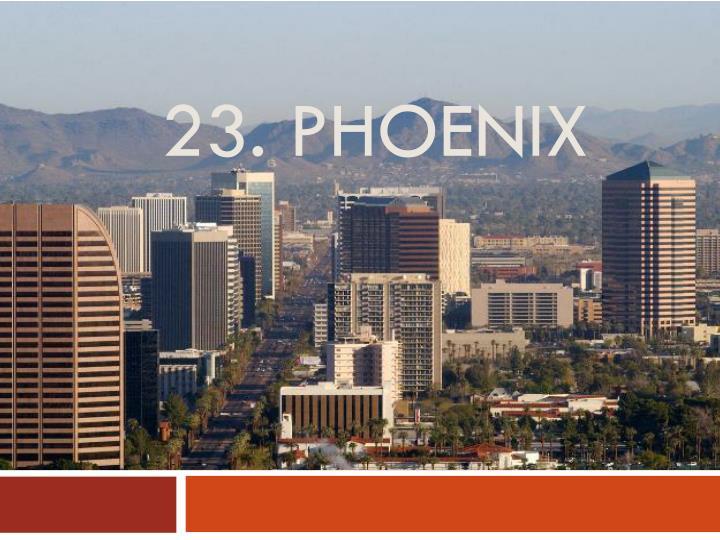 23. phoenix