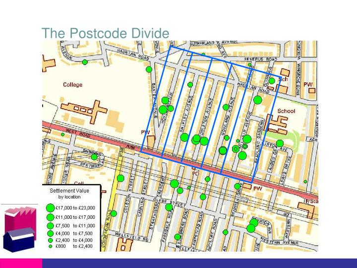 The Postcode Divide