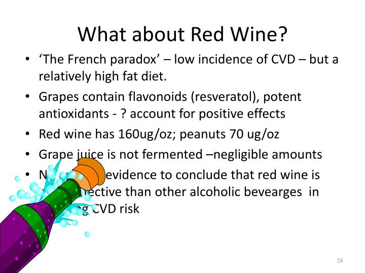 What about Red Wine?