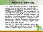 outline of the story
