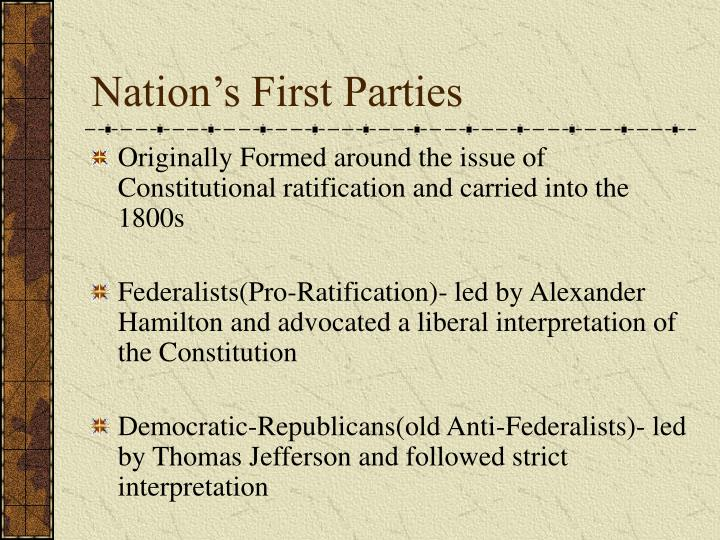 what were the issues that prompted the ratification of the constitution The ratification process started when the congress turned the constitution over to the state legislatures for consideration through specially elected state conventions of the people.
