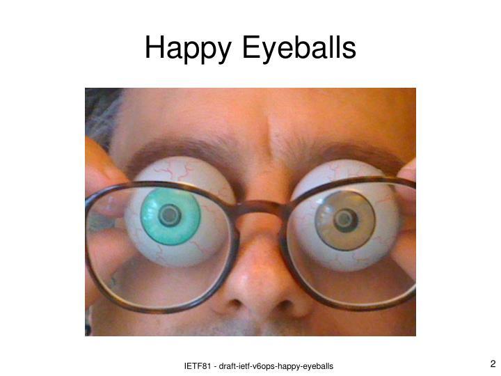 Happy eyeballs
