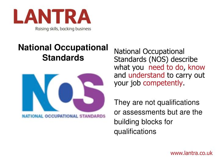 National Occupational