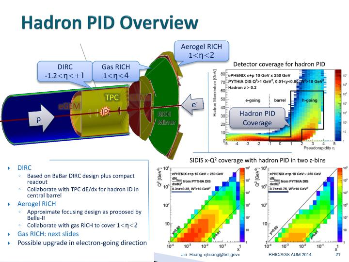 Hadron PID Overview