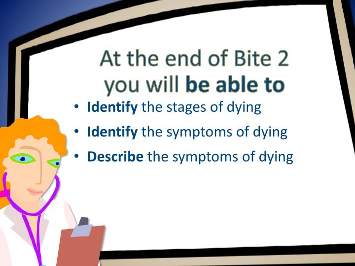 At the end of Bite 2
