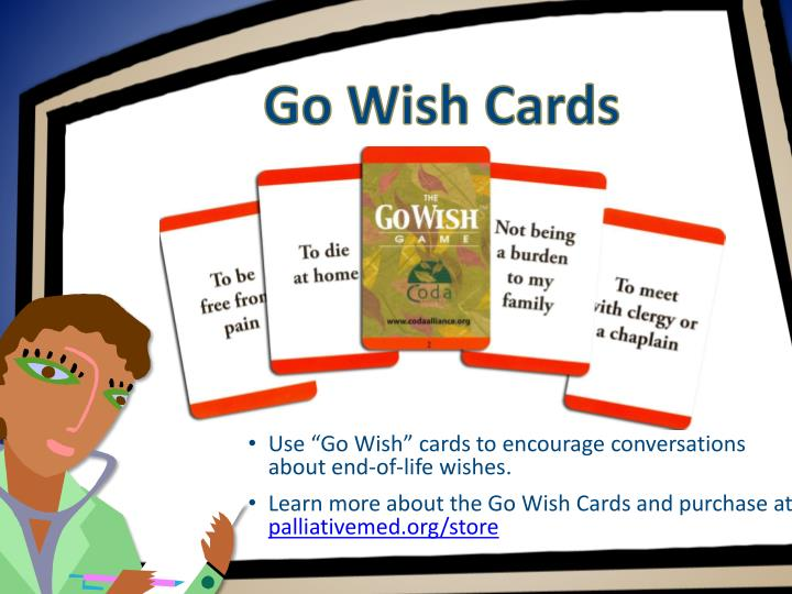 Go Wish Cards