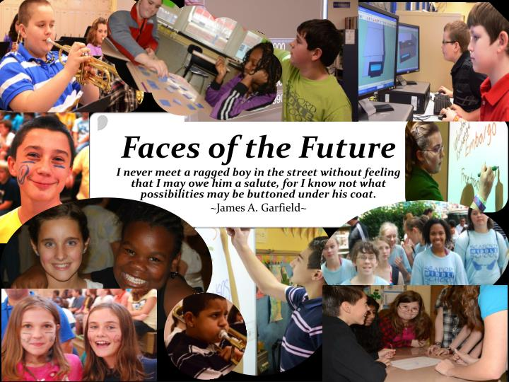 Faces of the Future
