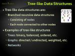 tree like data structures1